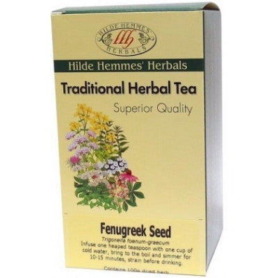 Fenugreek Tea - Hilde Hemmes Fenugreek Seed Tea