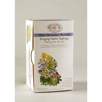 Stinging Nettle Tea - Hilde Hemmes Tea Bags
