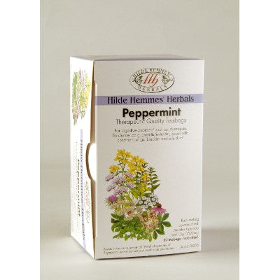 Hilde Hemmes Peppermint Tea 30 bags