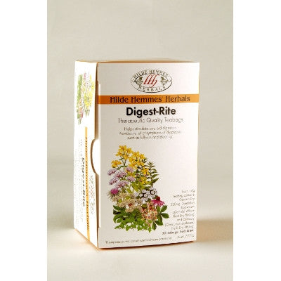 Herbal Tea for Digestion - Hilde Hemmes Tea