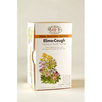 Herbal Tea for Cough - Hilde Hemmes Cough Tea