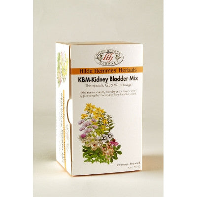 Hilde Hemmes KBM-Kidney Bladder Tea