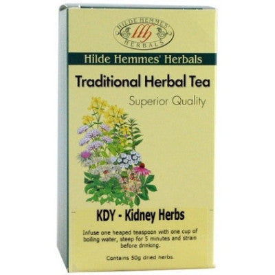 Herbal Tea for Kidneys - Hilde Hemmes KDY