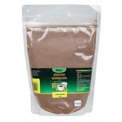 Kintra Roasted Dandelion Blend Fine Ground 1kg