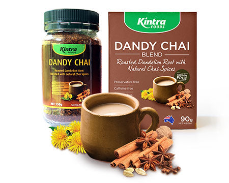 Kintra Dandy Chai Tea 150g