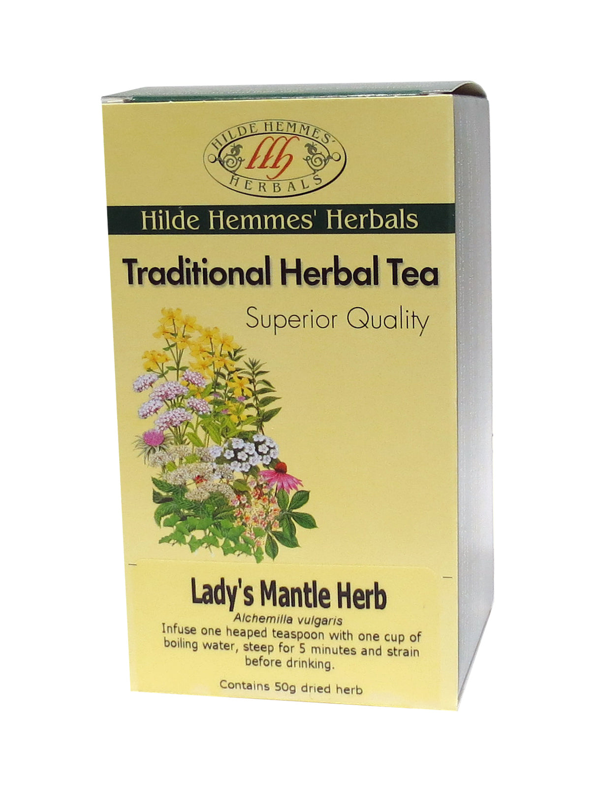 Lady's Mantle Herbal Tea