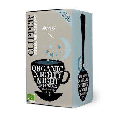 Clipper Organic Nighty Night (previous Sleep Easy) Infusion Tea