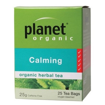 Planet Organic Calming Herbal Tea