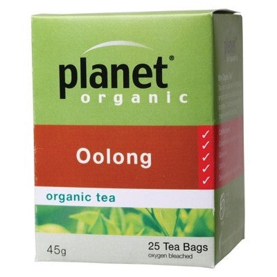 Planet Organic Oolong Tea