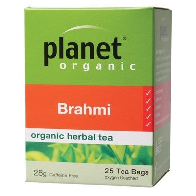 Planet Organic Brahmi Herbal Tea