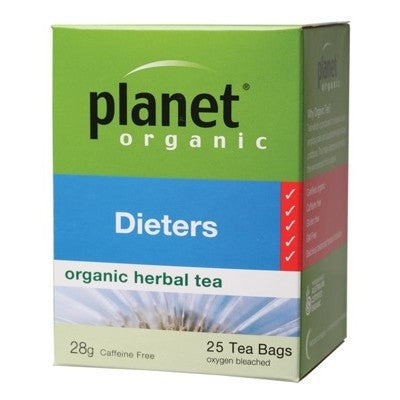 Herbal Tea Diet - Planet Organic Dieters Tea
