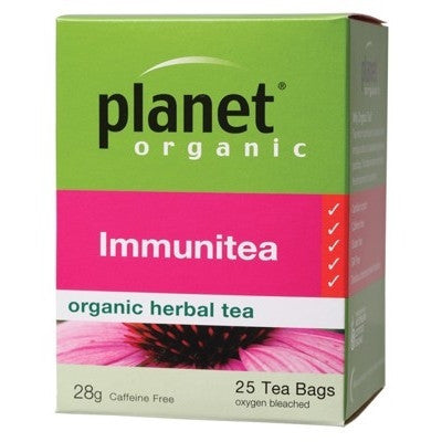 Planet Organic ImmuniTea Herbal Tea