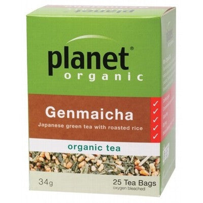 Genmaicha Tea -  Japanese Rice Tea