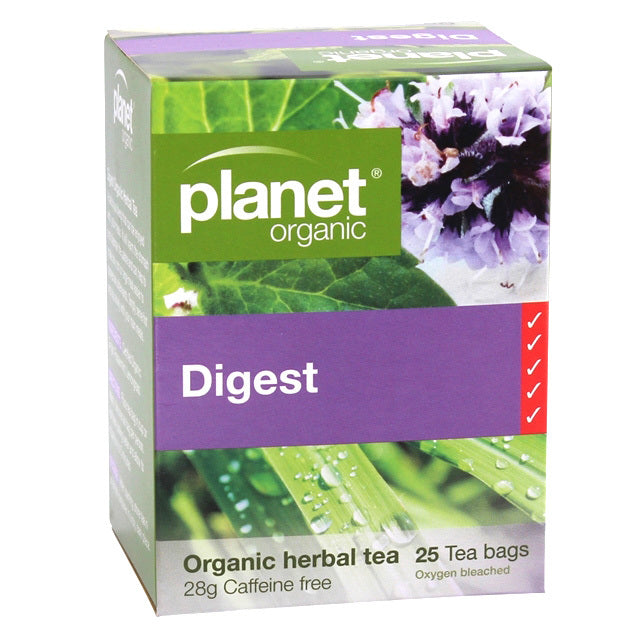 Tea for Digestion - Planet Organic Digest Tea