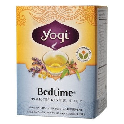 Yogi Bedtime Tea - Yogi Restful Sleep Tea