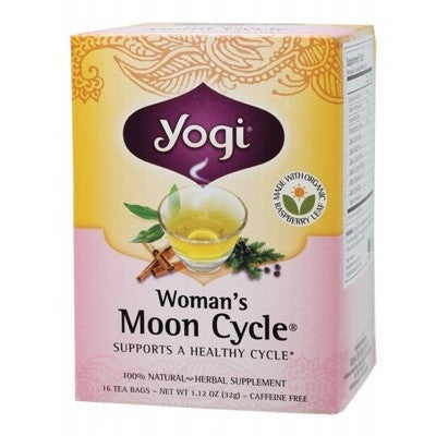 Yogi Woman's Moon Cycle Tea