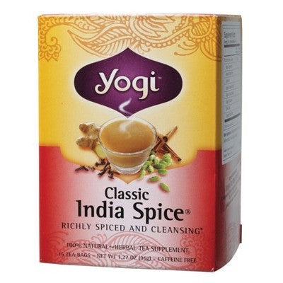 Yogi Classic India Spice Tea