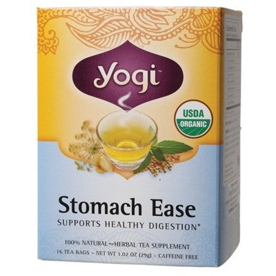 Yogi Tea Stomach Ease - Yogi Tea Digestion