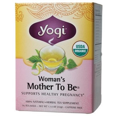 Yogi Woman's Mother To Be Tea