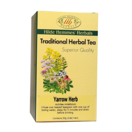 Hilde Hemmes Yarrow Herbal Tea