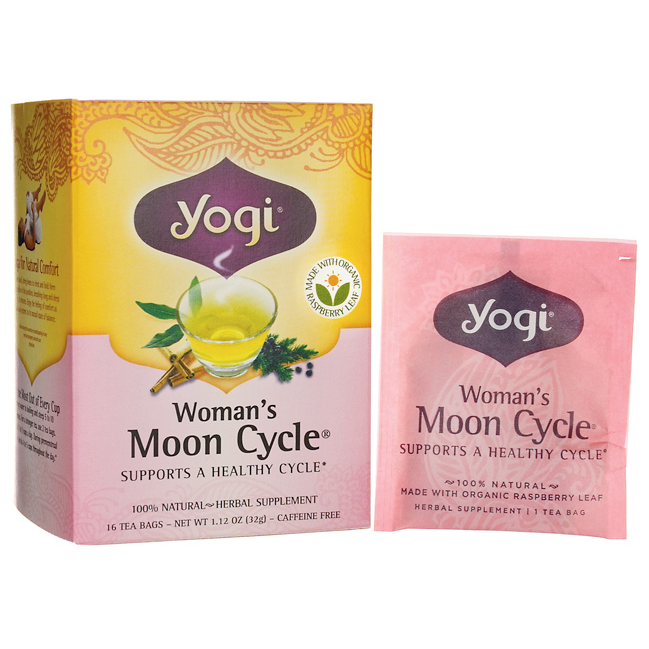 Yogi Moon Cycle Tea
