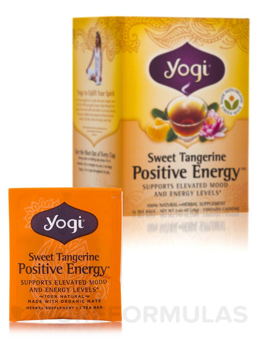 Yogi Sweet Tangerine Tea
