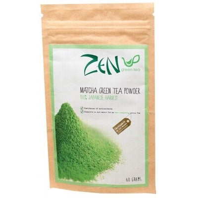 ZEN Matcha Green Tea Powder 60g