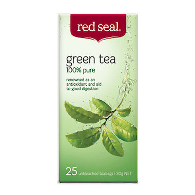 Red Seal Green Traditional Tea 25 tbags