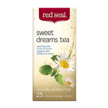 Red Seal Sweet Dreams Tea 25 tbags