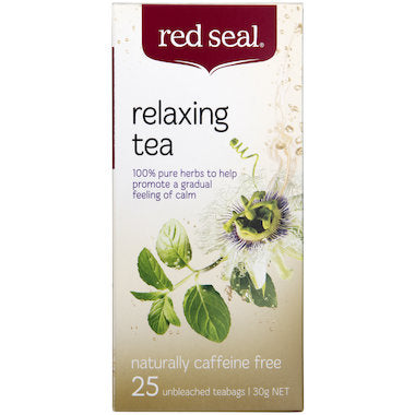 Red Seal Relaxing Tea 25 tbags