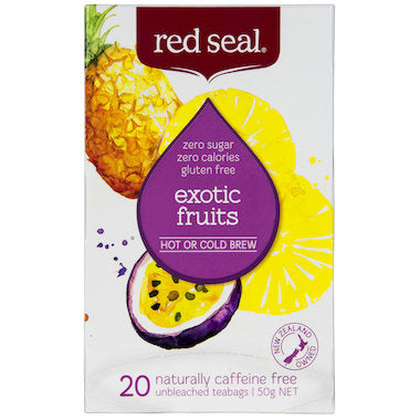Red SealFruit Exotic Fruits Tea 20 tbags