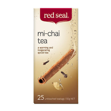 Red Seal Mi Chai Tea 25 tbags