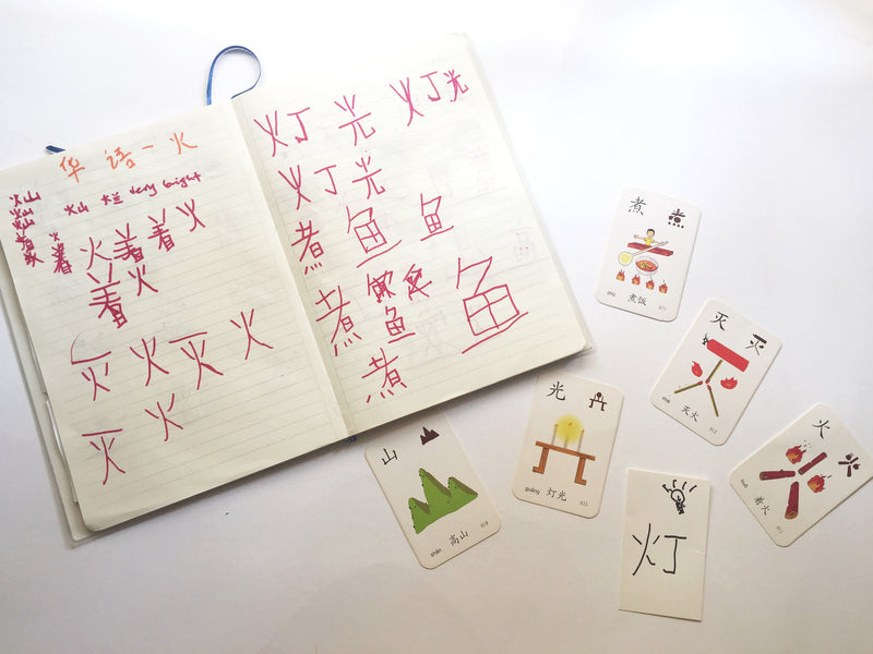 Learning Mandarin - speak more, read more。