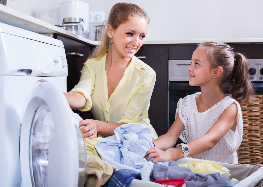 Regular Chores Make Our Kids More Responsible and Kind!