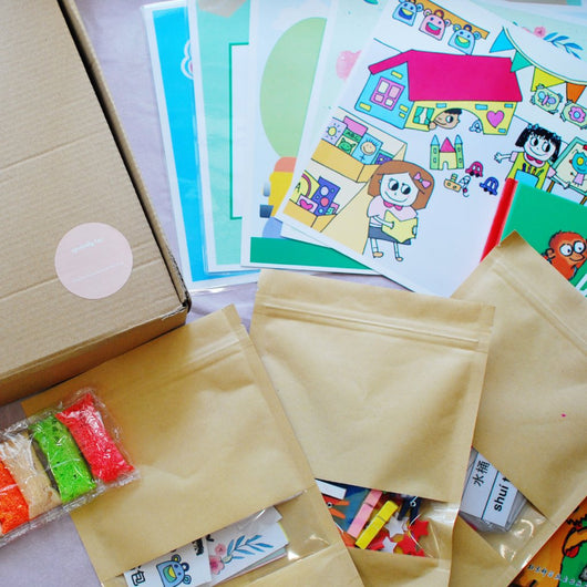 Box 1 - Getting Ready for School! (Preorder)