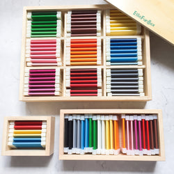 Montessori Colour Boxes