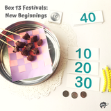 Box 13 Festivals: New Beginnings