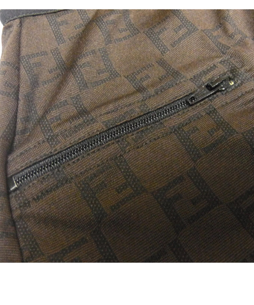 FENDI FF monogram stretch skirt, IT40