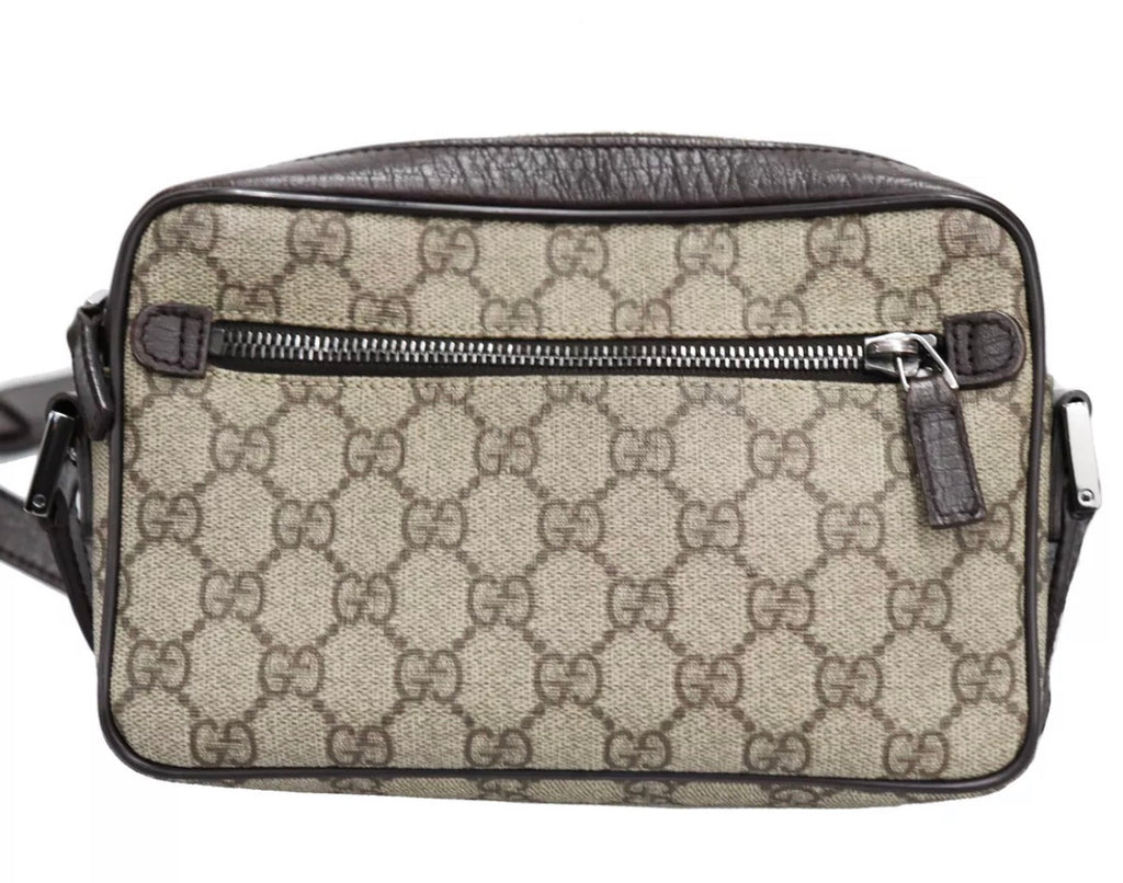 Gucci Web Detail Crossbody Bag