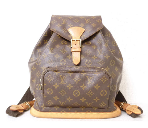 Vtg Louis Vuitton Large Unisex Backpack