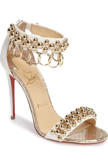 NEW IN BOX Christian Louboutin Gypsandal Pump, 38.5