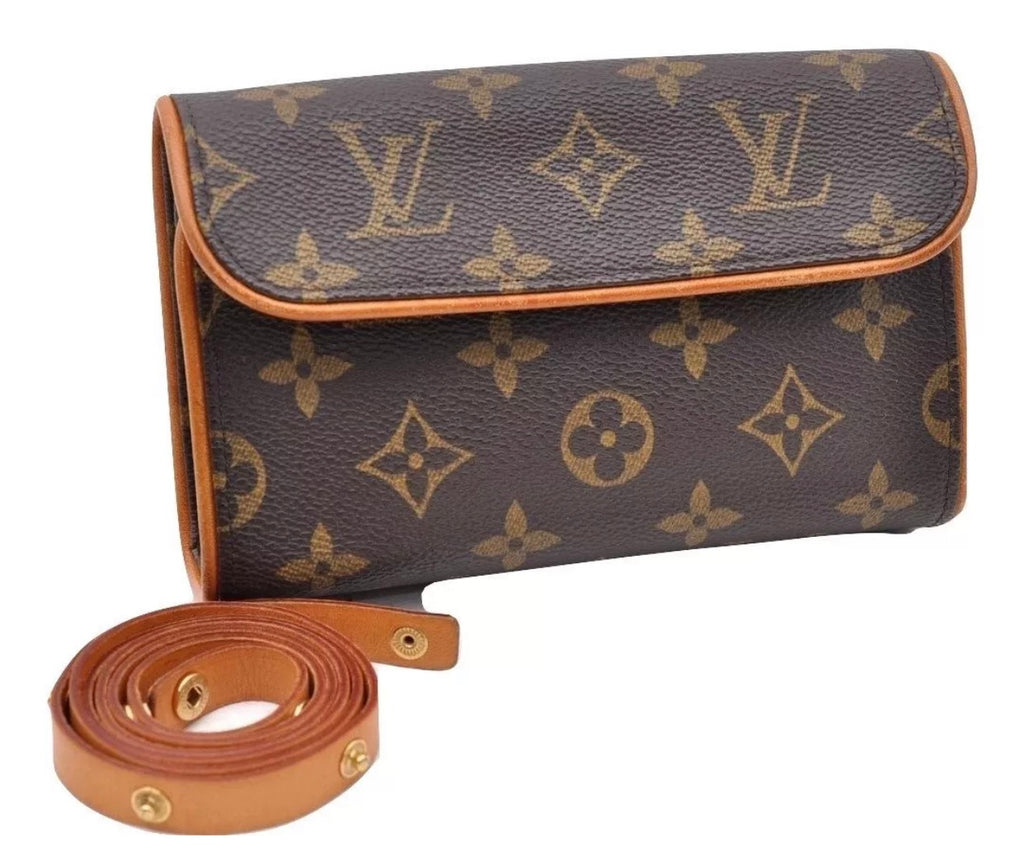 Vintage Louis Vuitton Monogram Waist Bag