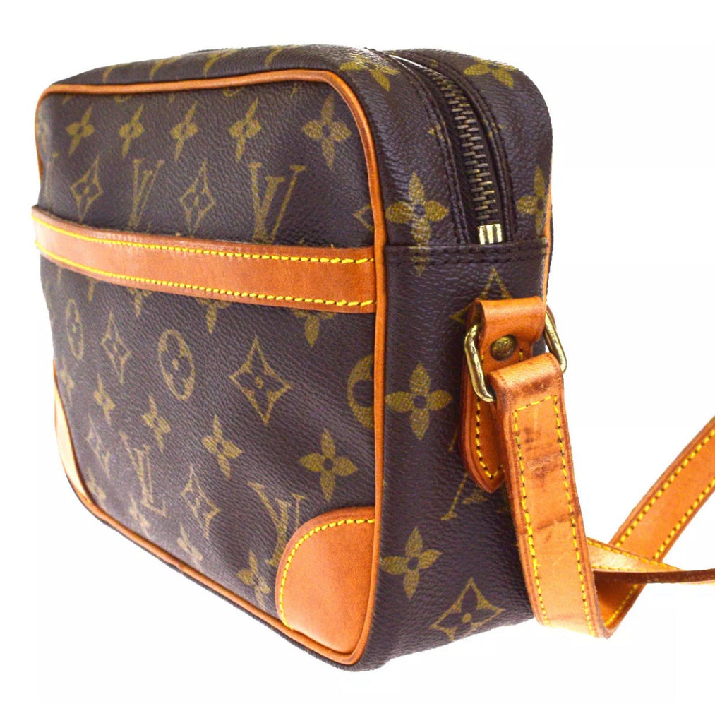 Vtg Louis Vuitton Crossbody Bag