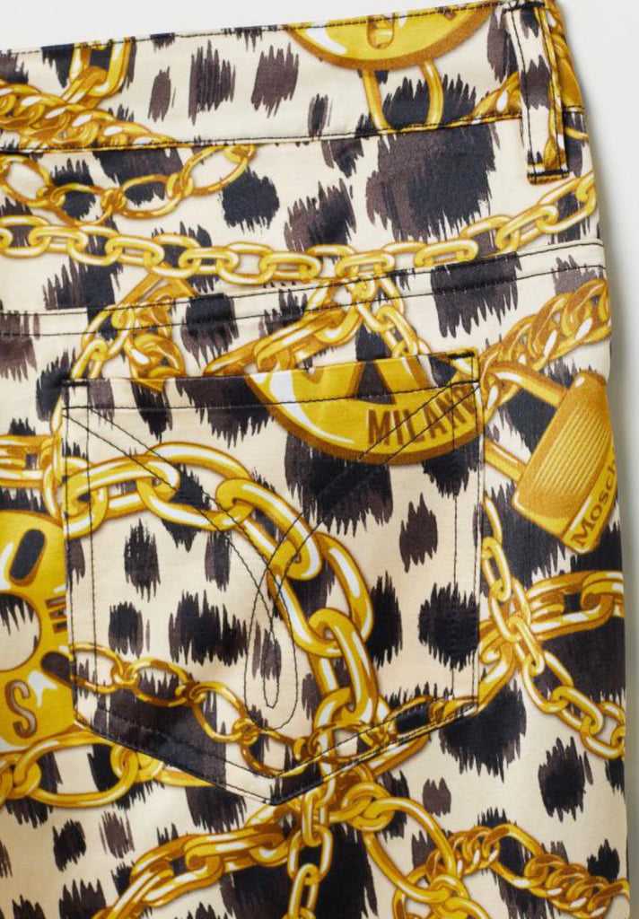 H&M x Moschino Patterned Pants, 6