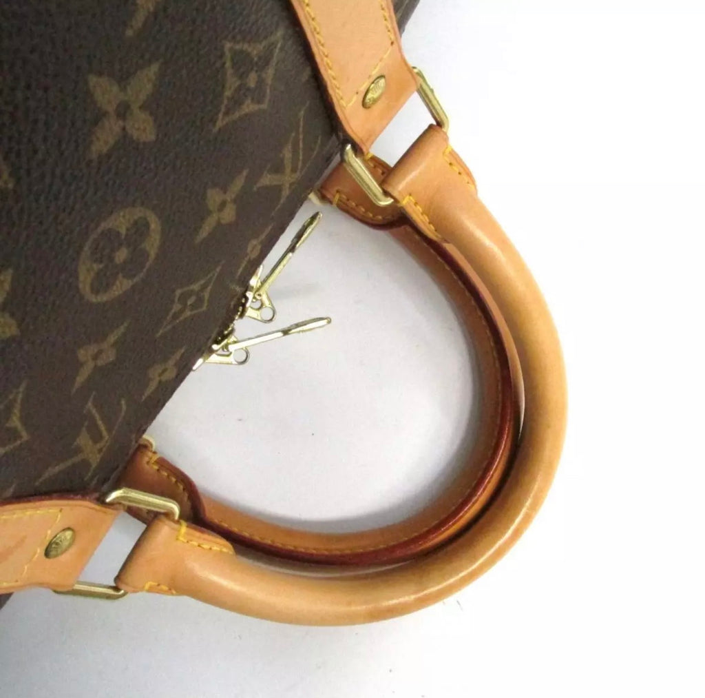 Louis Vuitton Keepall 50 Duffel Bag with Strap