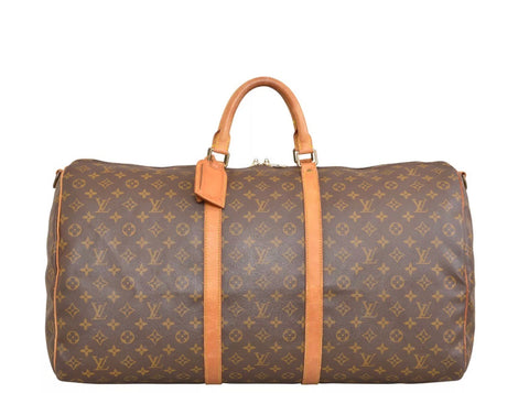Vintage LOUIS VUITTON Keepall 60 Duffel Bag