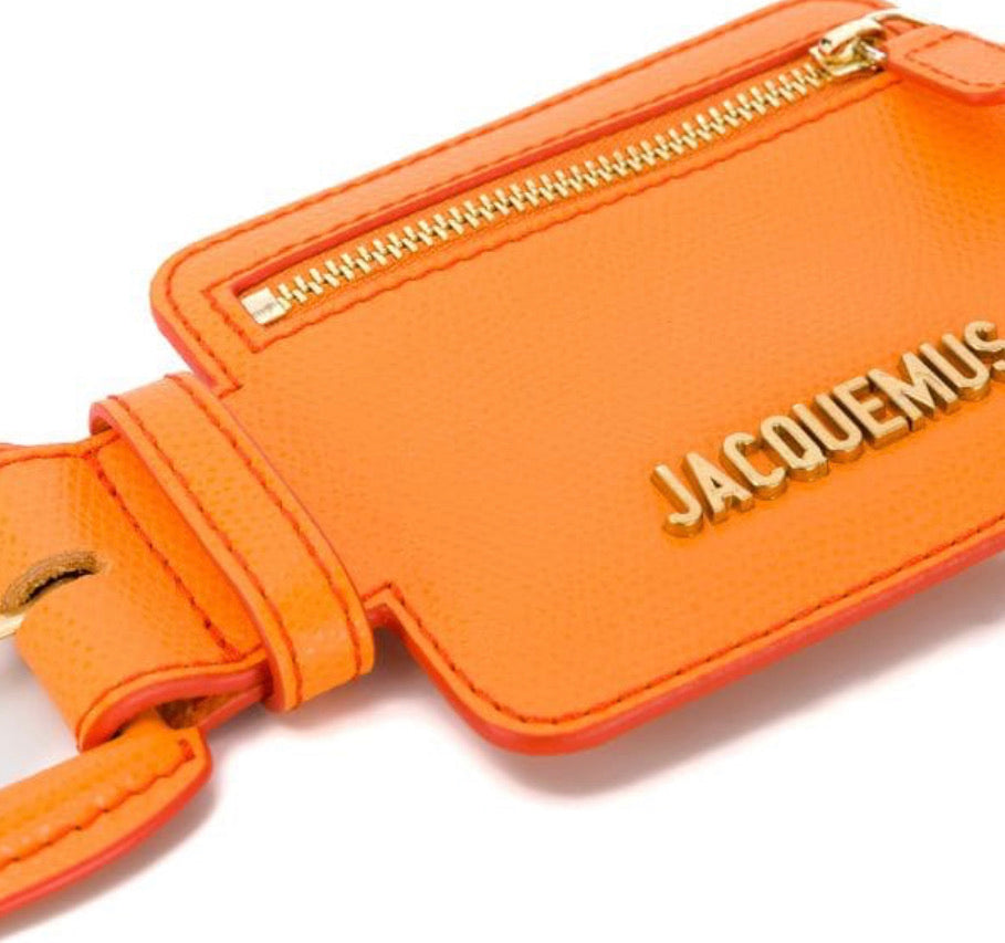 JACQUEMUS Coin Purse Belt, M