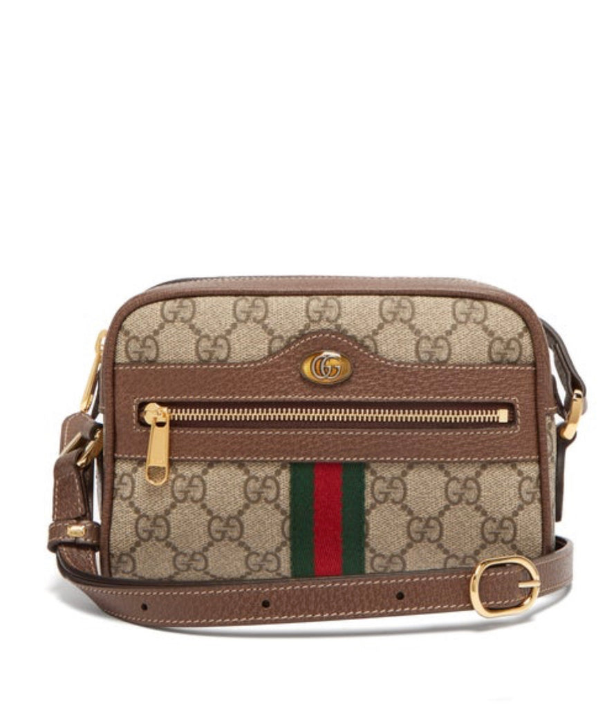 NWT Gucci Ophidia Mini Crossbody Bag