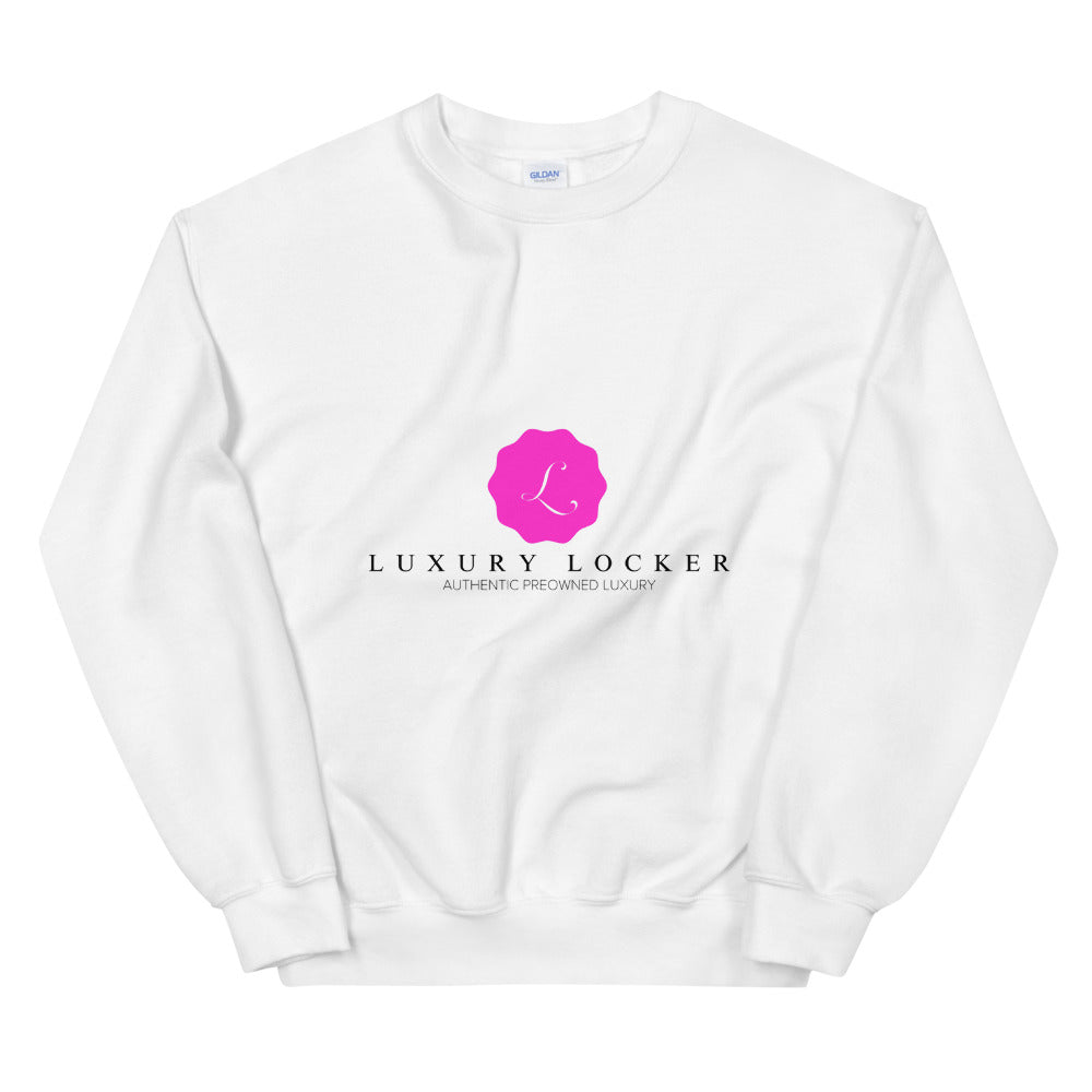 Unisex Luxury Locker Logo Sweatshirt