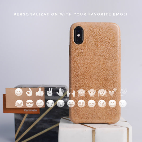 emoji iPhone case